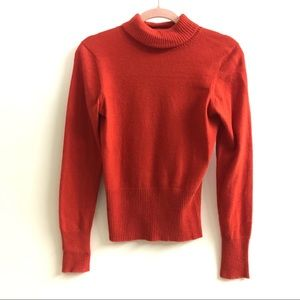 Geneva chasmire turtleneck sweater